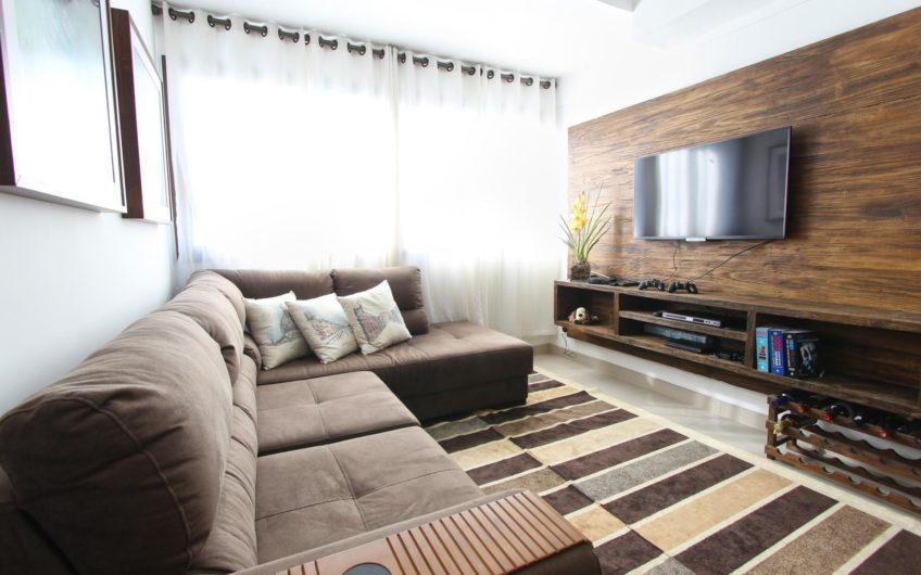 Отличная мебелированная квартира